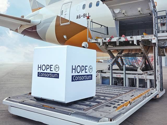 Hope Consortium will utilize blockchain technology to store and supply Covid-19 vaccines
