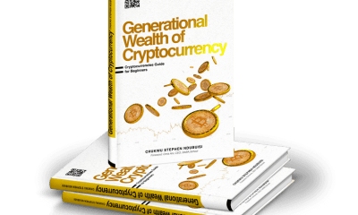 """Get Your Copy of the """"Generational Wealth of Cryptocurrency"""" Now"""
