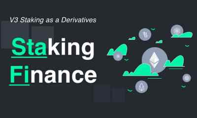 StaFi Protocol's Staking Derivatives: A Lasting Solution To The illiquidity Of Proof of Stake Blockchains