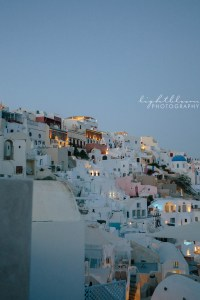 Santorini Oia Greece Travel Photography