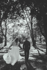 Handmade Toledo and Blarney Wedding