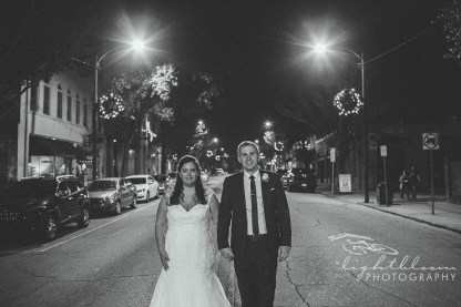 The Atrium Downtown Wilmington Wedding Photography