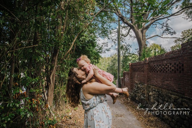 Downtown Wilmington Family Photographer