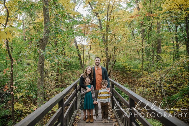 Wildwood Metropark Family Photos