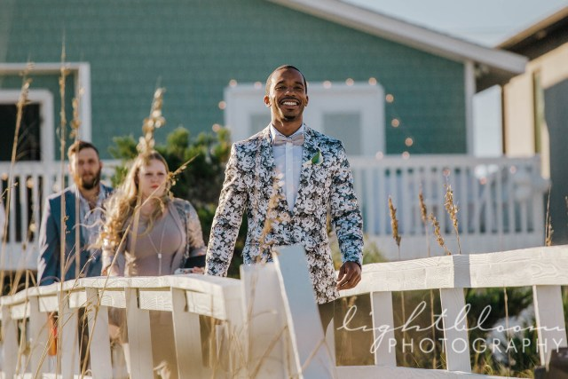 Kure Beach Elopement Photographer