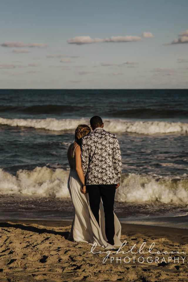 Carolina Beach Elopement Photographer