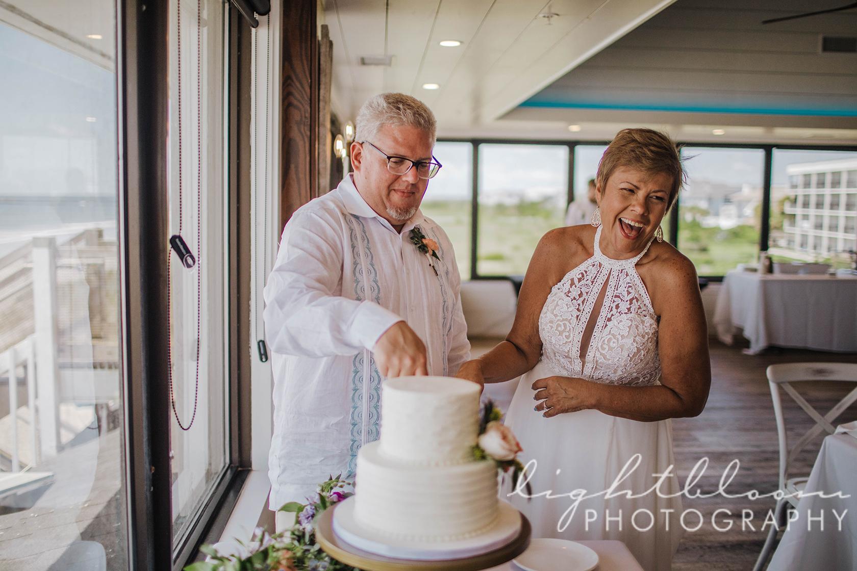 Oceanic Wedding Photographer