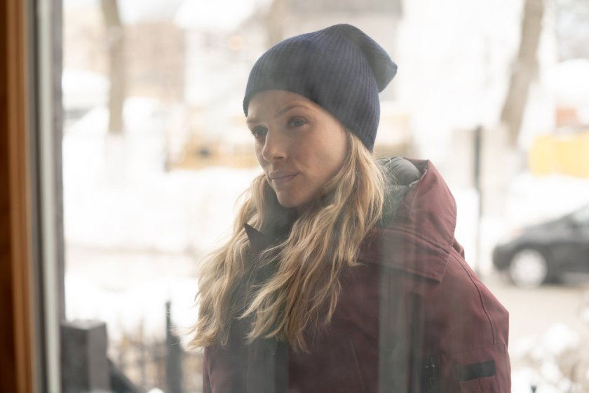 """CHICAGO P.D. -- """"Impossible Dream"""" Episode 809 -- Pictured: Tracy Spiridakos as Hailey Upton -- (Photo by: Sandy Morris/NBC)"""