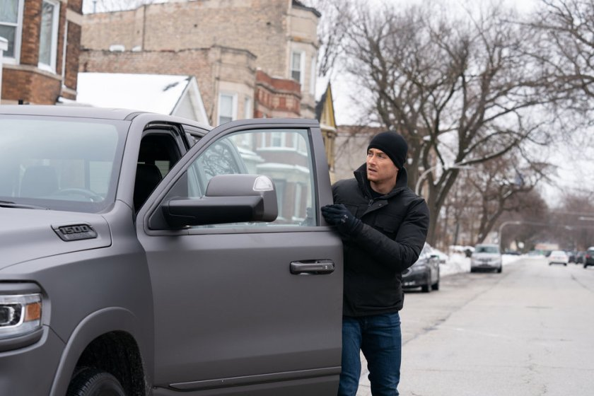 """CHICAGO P.D. -- """"Impossible Dream"""" Episode 809 -- Pictured: Jesse Lee Soffer as Jay Halstead -- (Photo by: Sandy Morris/NBC)"""