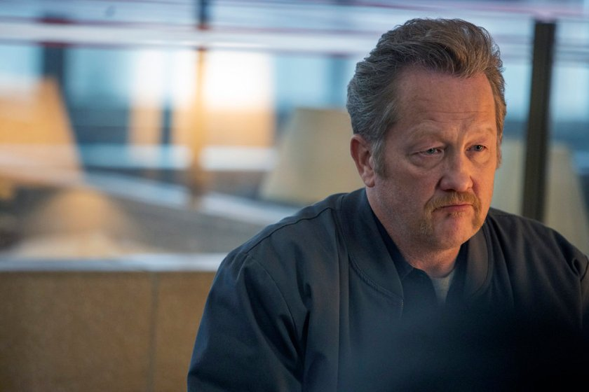 """CHICAGO FIRE -- """"Double Red"""" Episode 909 -- Pictured: Christian Stolte as Randy Mouch"""" McHolland -- (Photo by: Adrian S. Burrows Sr./NBC)"""