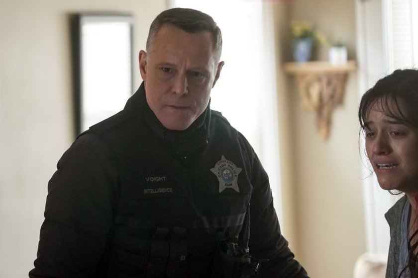 "CHICAGO P.D. -- ""The Radical Truth"" Episode 810 -- Pictured: Jason Beghe as Hank Voight -- (Photo by: Lori Allen/NBC)"