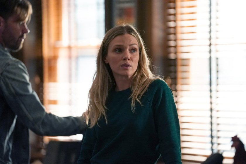 """CHICAGO P.D. -- """"The Right Thing"""" Episode 815 -- Pictured: Tracy Spiridakos as Hailey -- (Photo by: Lori Allen/NBC)"""