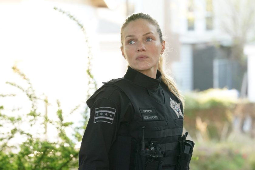 """CHICAGO P.D. -- """"The Other Side"""" Episode 816 -- Pictured: Tracy Spiridakos as Hailey -- (Photo by: Lori Allen/NBC)"""