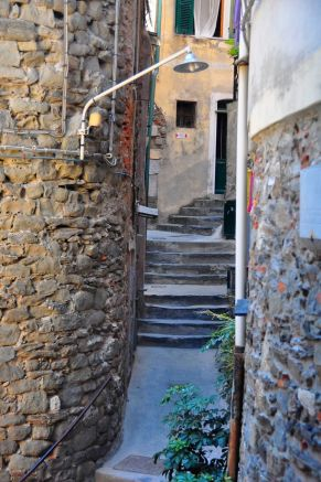 Passages of Vernazza