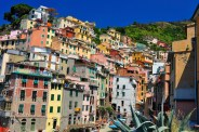 Colors of Riomaggiore
