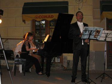 Monterosso Street Musicians