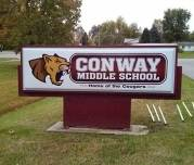 Custom Signs for Schools