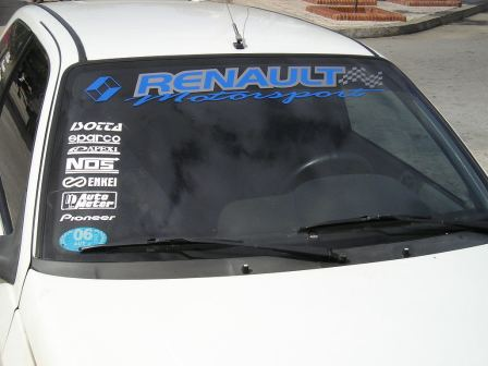 Car and window decals