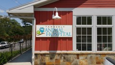 exterior signs and outdoor signs