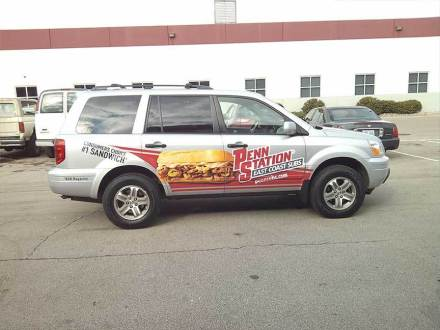 Custom Vehicle Graphics in Arlington Heights IL