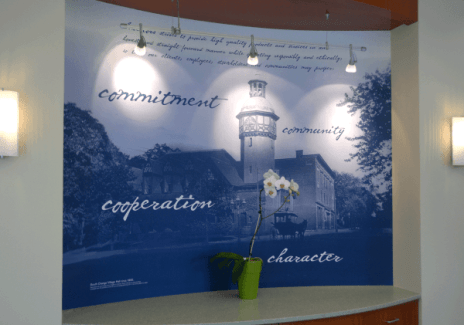 Interior Office Signs in Elk Grove Village IL