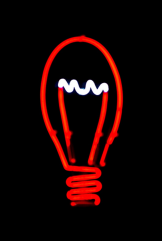 Lightbulb logo