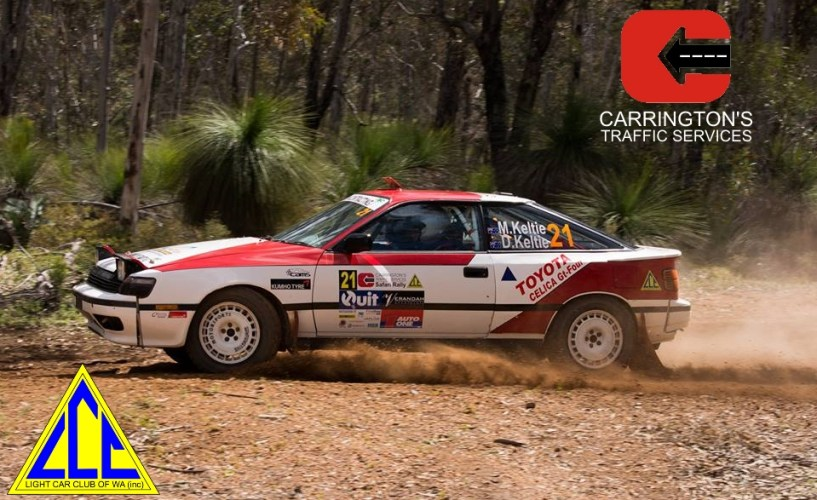2017 Carrington's Traffic Services Safari Rally