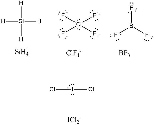 33 Label Each Carbon Atom With Its Optimum Ccc Bond Angle