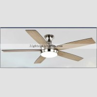 Flush Mounted Led Ceiling Fans Light | Ceiling Fan Light