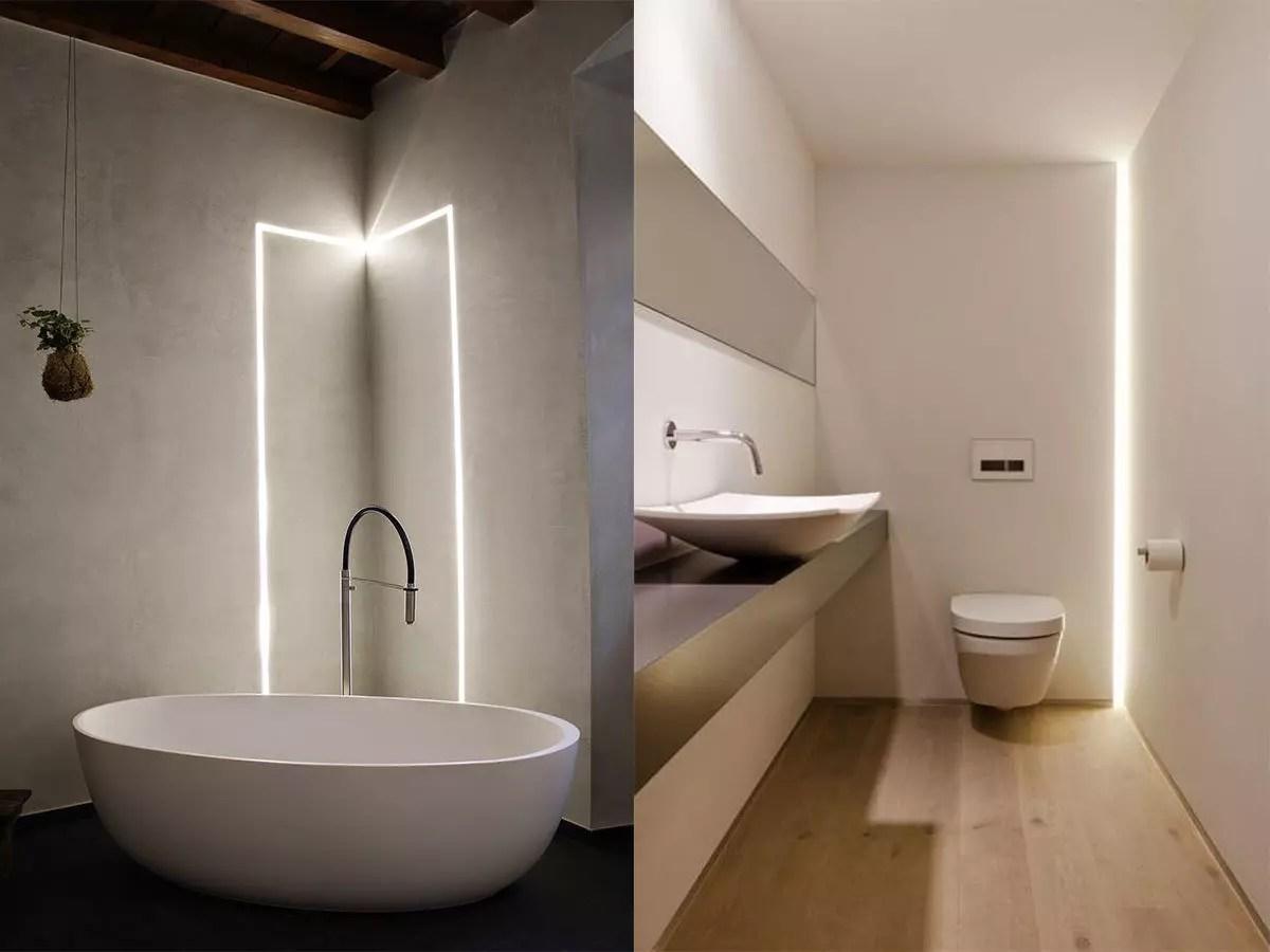 Illuminare Un Bagno Cieco : Bagno cieco illuminazione luce diffusa per bagno cieco