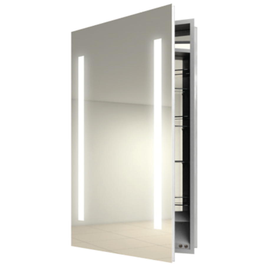 Buy Lighted Cabinets Online  Lighted Bath Mirror