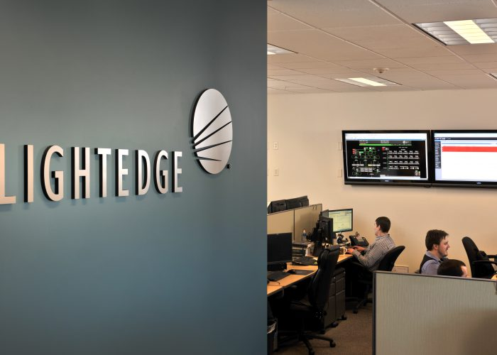 LightEdge Kansas City data center