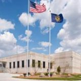 Omaha data center exterior