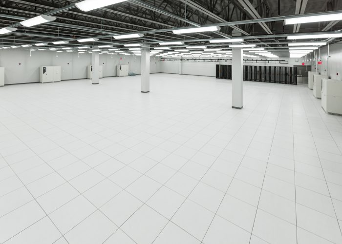 Des Moines data center space