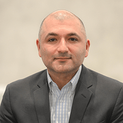 Baktash Taghehchian - Director of Sales Engineering
