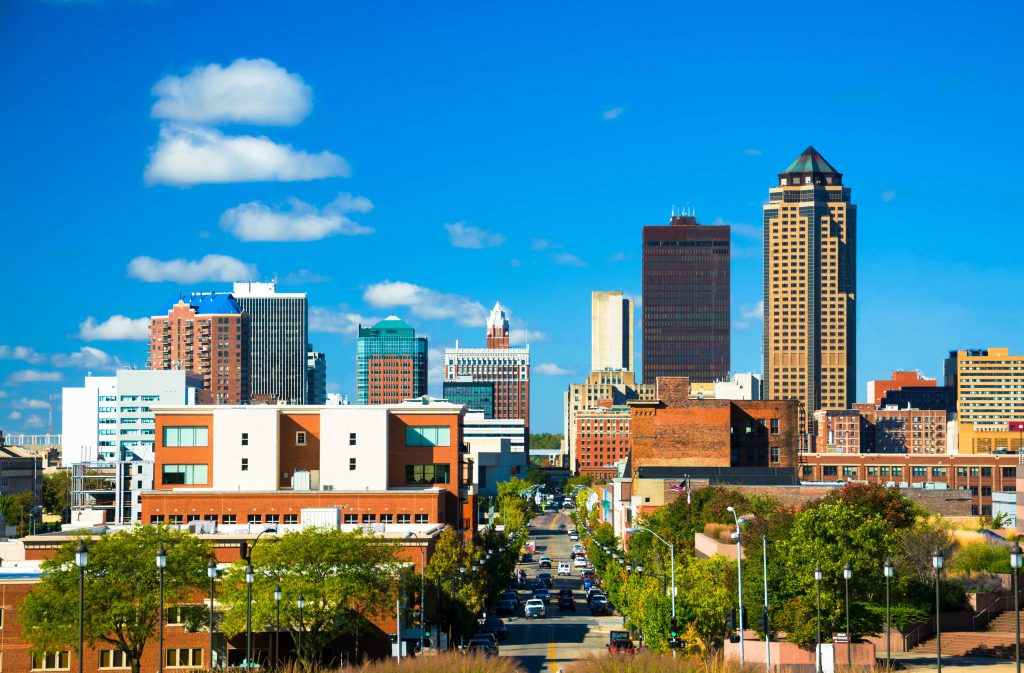 Des Moines is Becoming a Tech Hub: Here are 3 Reasons Why