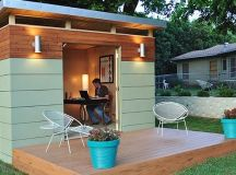 """Introducing """"Shedquarters"""": The Hot New Trend Home-Based ..."""