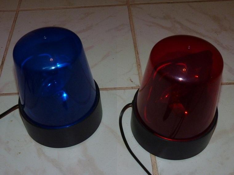 Rotating Light Bulb
