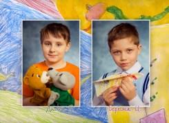 Выпускной фотоальбом