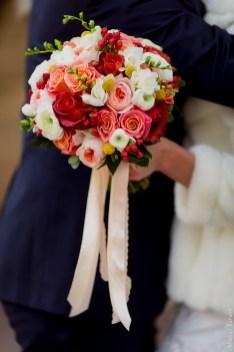 Свадебные фотографии Михаила и Ека