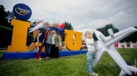 Промо Lufthansa на фестивале Усадьба Jazz