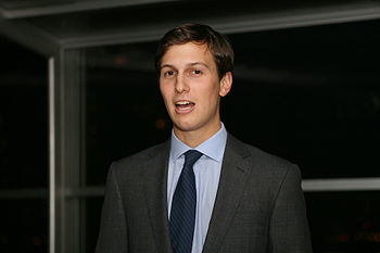 Jared Kushner of the New York Observer.