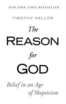"""Cover of """"The Reason for God: Belief in a..."""