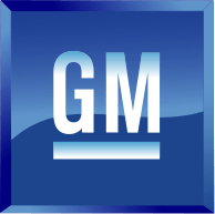 English: Logo of General Motors Corporation. S...