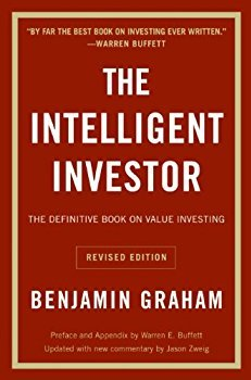 "Cover of ""The Intelligent Investor: The D..."