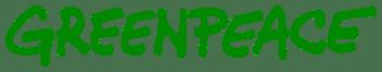 Greenpeace word mark Русский: Текстовый символ...