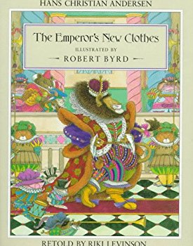 "Cover of ""The Emperor's New Clothes"""
