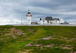 Loop Head Lighthouse. Image Ann O'Connell Images https://www.facebook.com/pages/Ann-OConnell-Images/113577052053313?fref=ts