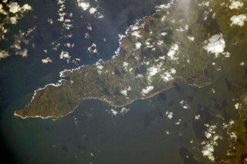Loop Head as seen from the International Space Station
