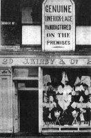 103 J. Kirby Limerick Lace Makers